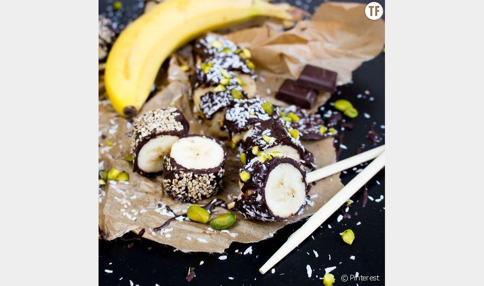 La banane sushi, la gourmandise qui affole Pinterest