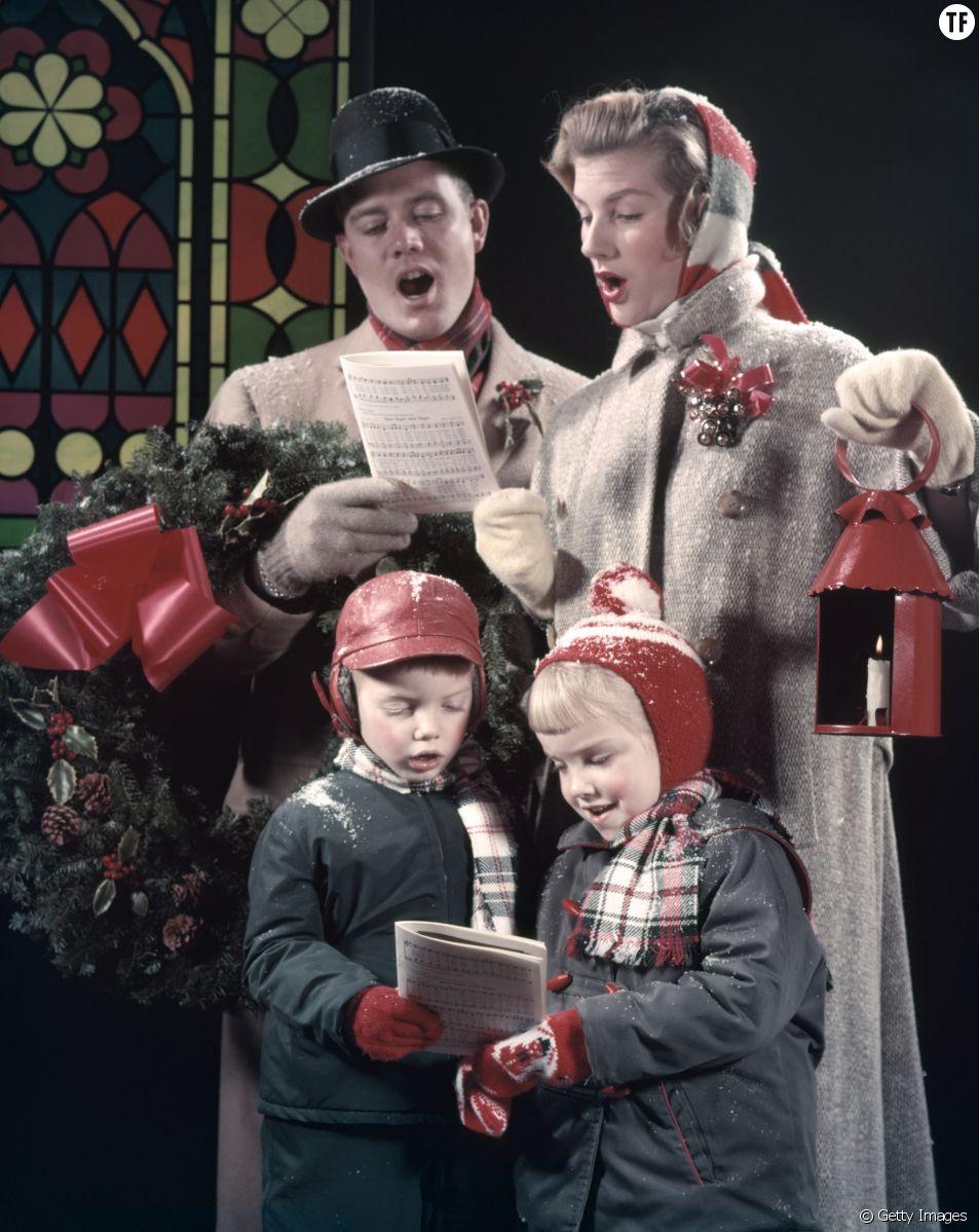 La playlist de Noël qui change