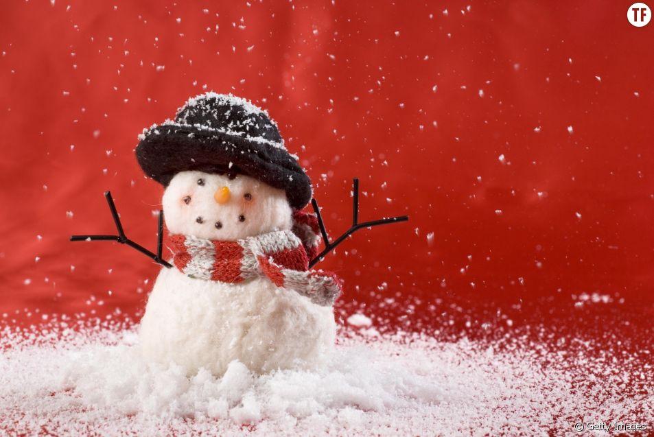 Comment fabriquer de la neige artificielle