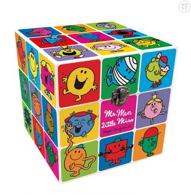 Monsieur Madame – Coffret collector cube