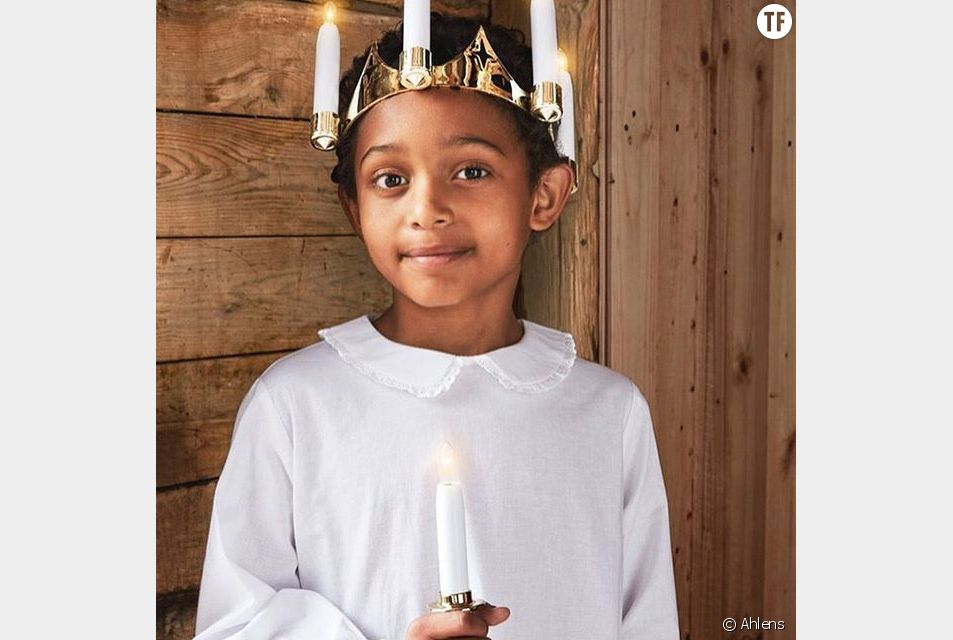 La photo controversée du petit garçon en Sainte Lucie qui a déclenché une explosion de commentaires racistes