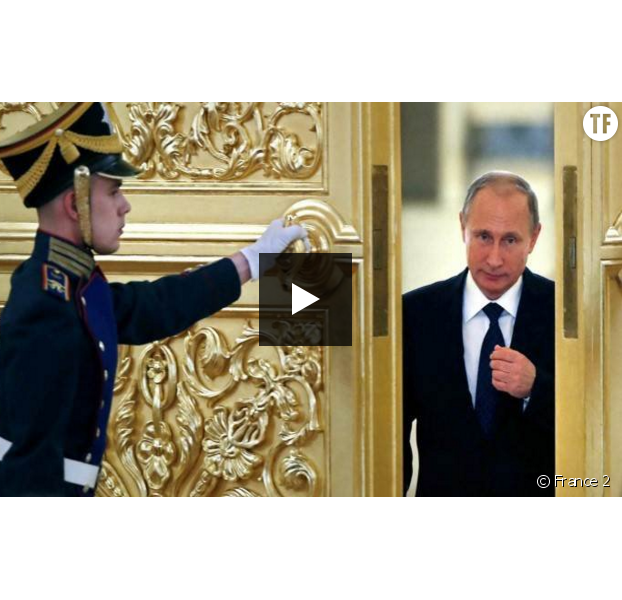 Le Mystère Poutine sur France 2 Replay