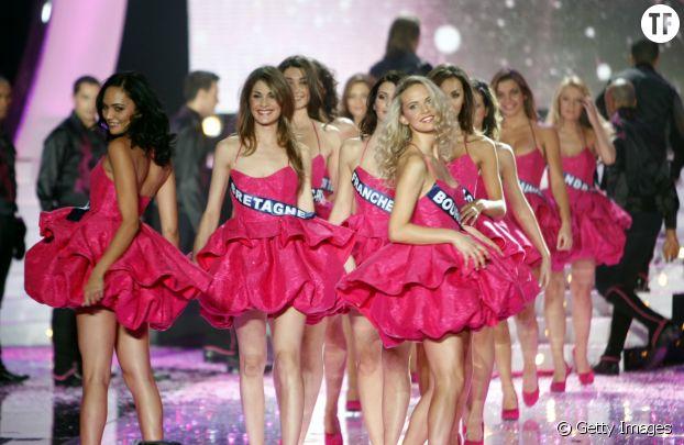 Les Miss France : la femme vue comme une potiche souriante