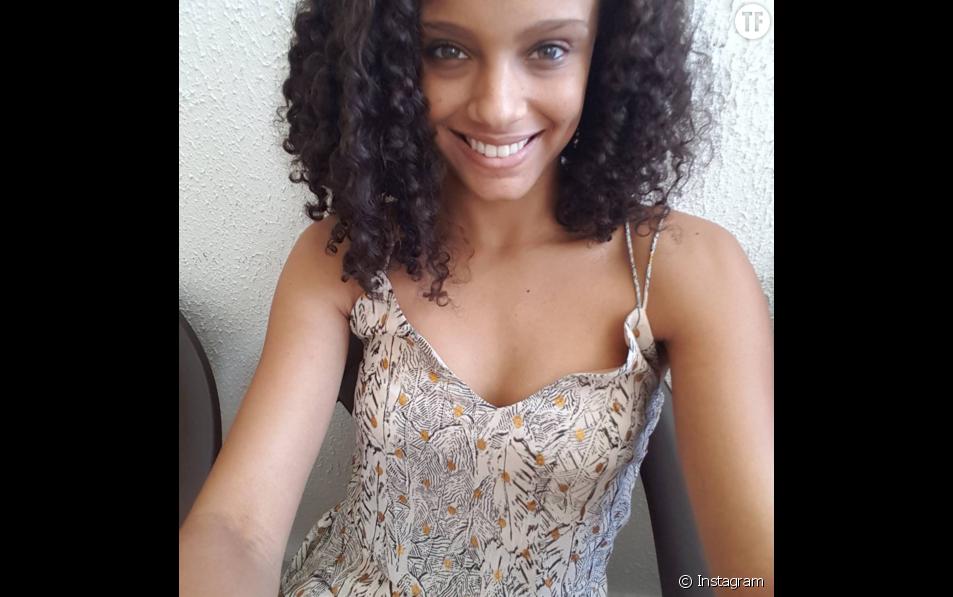 Alicia Aylies, élue Miss France 2017