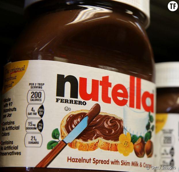 Se teindre les cheveux avec du Nutella, c'est possible !
