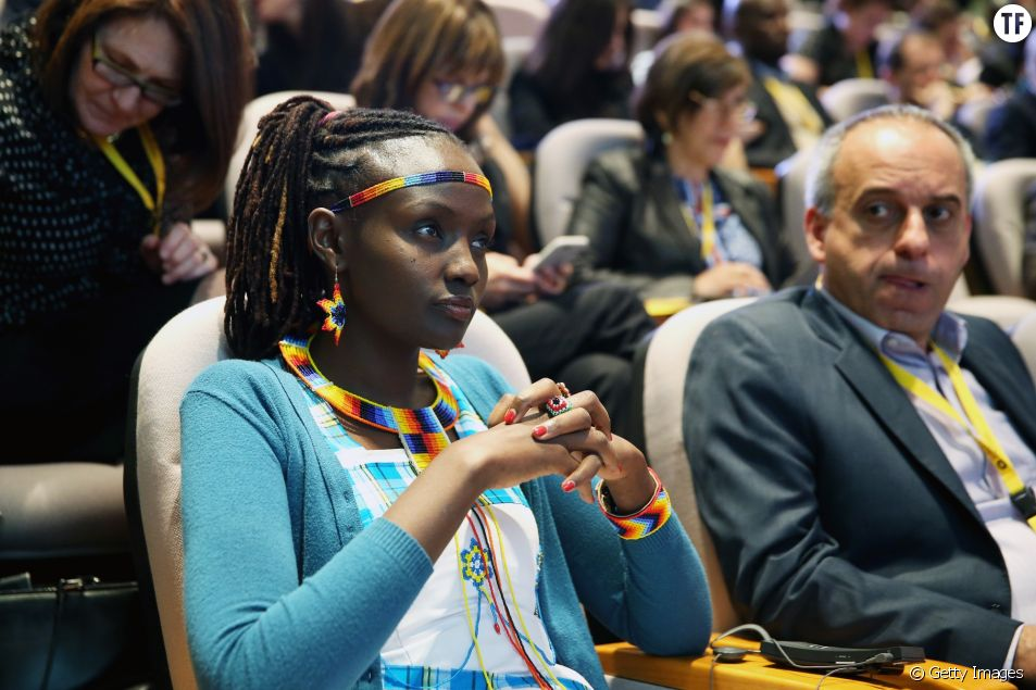 Joesphine Kulea, militante contre l'excision et le mariage forcé au Kenya