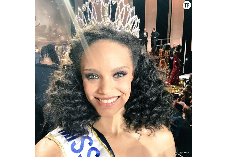 Alicia Aylies, Miss France 2017