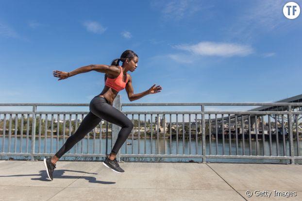 Faire des sprints aide à remodeler ses fesses et ses cuisses