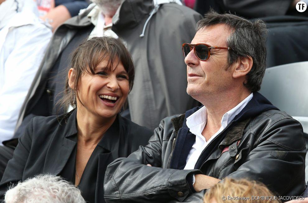 Jean-Luc Reichmann et son épouse Nathalie Lecoultre sont passionnés de sport