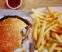 Les emballages utilisés dans les fast-foods seraient toxiques