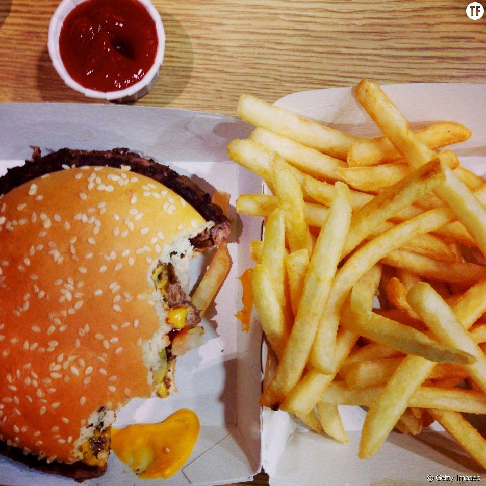 Les emballages de fast-food jugés trop nocifs