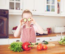 5 recettes bio et faciles à cuisiner avec les enfants