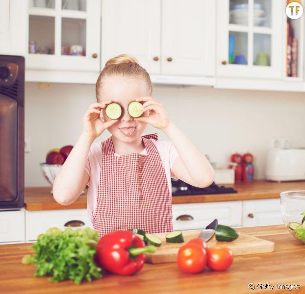5 recettes bio et faciles cuisiner avec les enfants - Cuisiner des aubergines facile ...