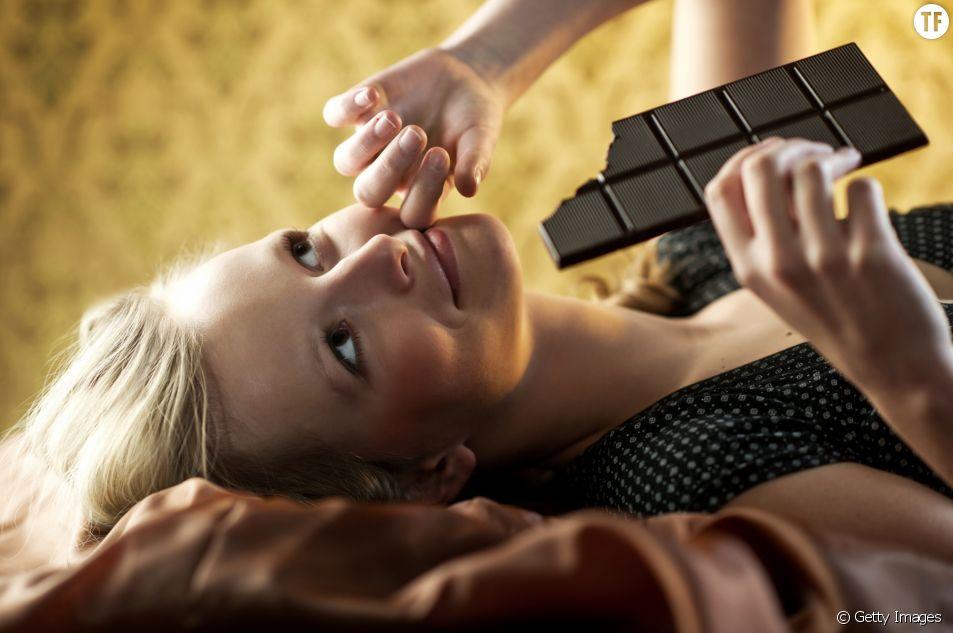 Etre payée pour... manger du chocolat !