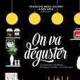 Livre  On va déguster  de François-Régis Gaudry, Éd. Marabout,  35 euros sur Amazon