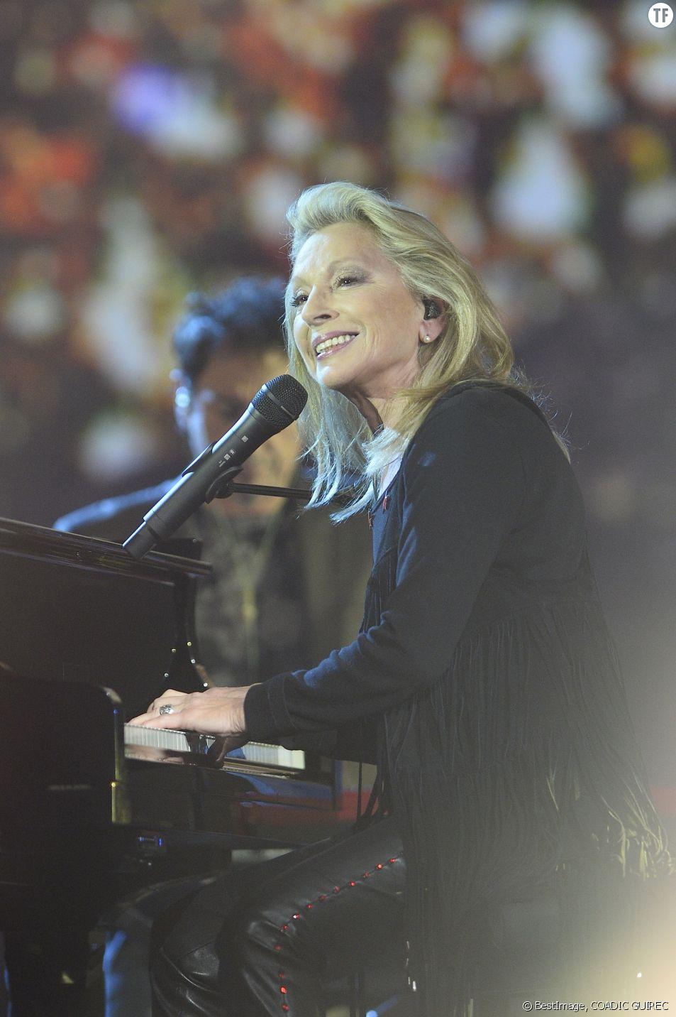 Véronique Sanson aux Victoires de la Musique 2016