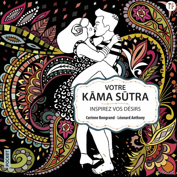 """""""Votre Kama Sutra - Inspirez vos désirs"""" : le cahier de coloriage qu'il nous faut"""