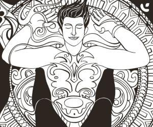"""""""Votre Kama Sutra"""", le cahier de coloriage qui va éveiller vos désirs"""