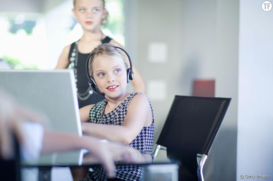 Faire travailler les petites filles : la campagne belge contre l'égalité salariale