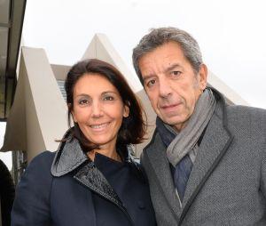 Michel Cymes et son épouse Nathalie