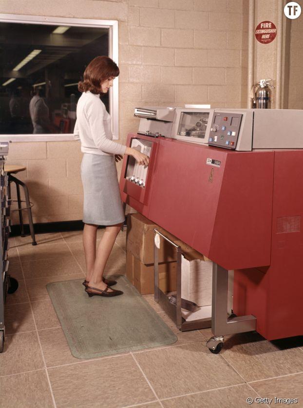 De 1972 à 1985 en effet, l'informatique était la deuxième filière comportant le plus de femmes ingénieures.