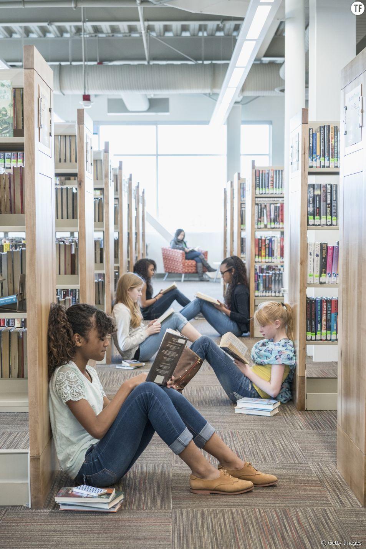 Une pause lecture obligatoire dans un collège français