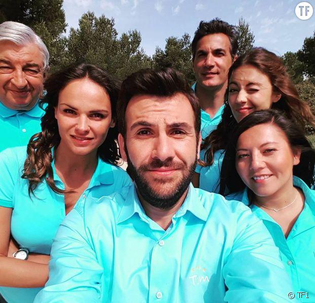 Retour gagnant pour Camping Paradis sur TF1 — Audiences