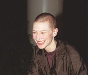 """C'est pour le film """"Heaven"""", réalisé en 2002, que Cate Blanchett s'est rasé la tête"""