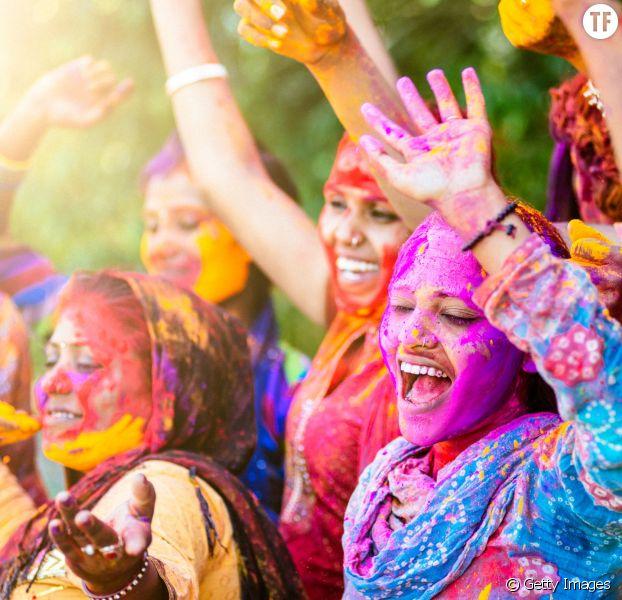 Les étudiantes indiennes cloîtrées pendant la fête d'Holi pour prévenir les agressions sexuelles