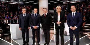 Présidentielle 2017 : le grand débat à revoir en replay sur TF1
