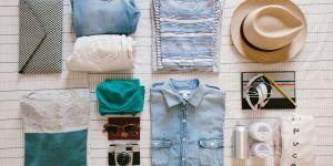 10 incontournables que l'on oublie le plus souvent de mettre dans notre valise
