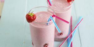 La délicieuse recette du smoothie protéiné à la fraise
