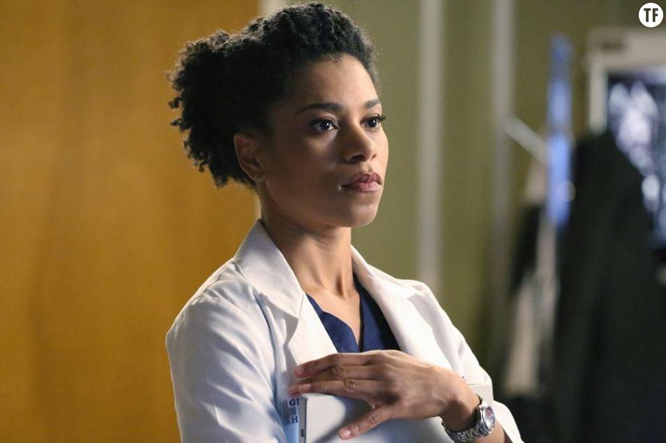 Maggie, dans Grey's Anatomy
