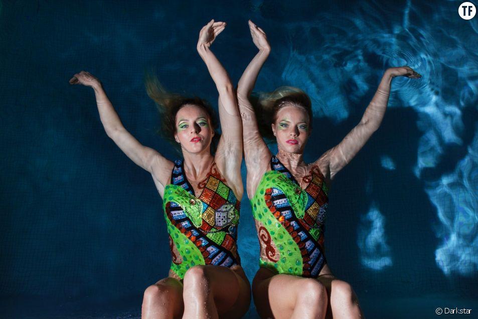 """""""Parfaites"""" le documentaire qui lève le voile sur la natation synchronisée"""