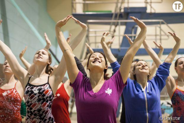 """""""Parfaites"""", un documentaire qui met en lumière la natation synchronisée"""