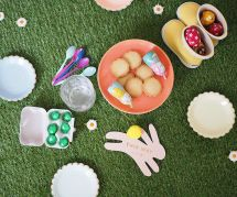 Les astuces d'une maman blogueuse pour un goûter de Pâques réussi