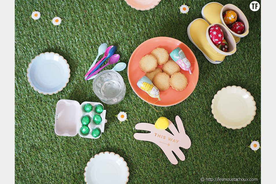 Les idées de cette maman blogueuse pour une journée de Pâques inoubliable