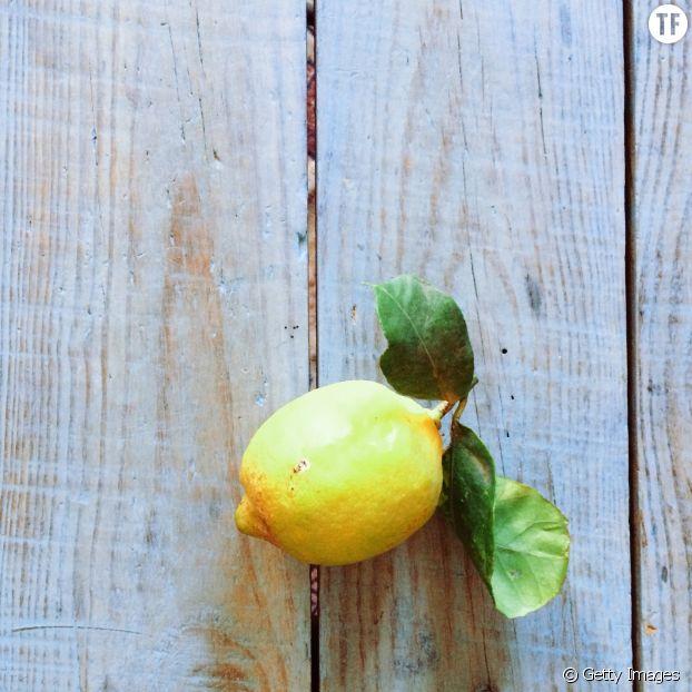 Pour des dents blanches, on mange du citron