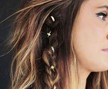 12 coiffures bohèmes pour un printemps stylé