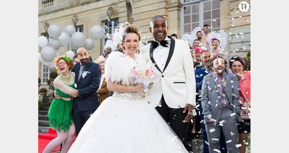 """""""Scènes de ménages"""", mariage de Marion et Cédric"""