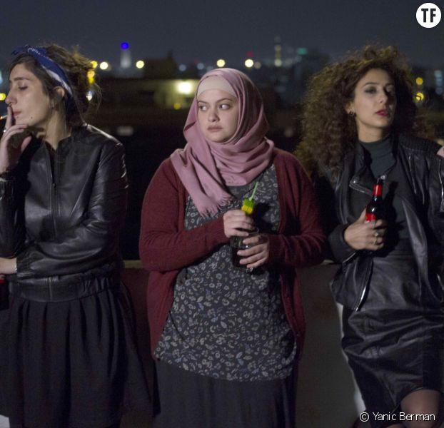 Le film Je danserai si je veux de Maysaloun Hamoud