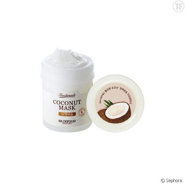 Masque à la noix de coco Freshmade, Skinfood