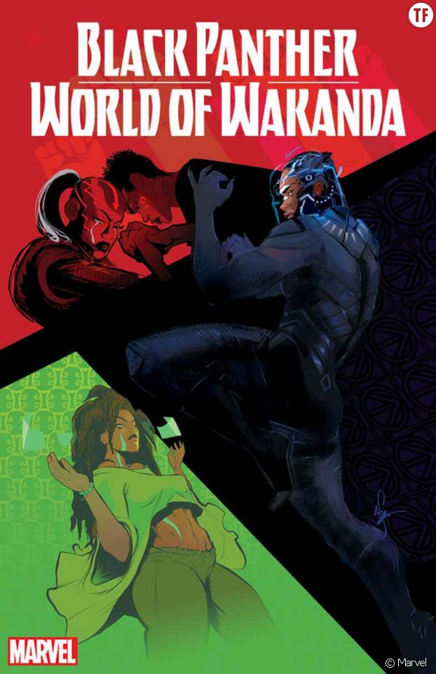 Black Panther - World of Wakanda
