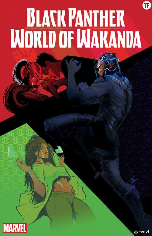 Black Panther - World of Wakanda