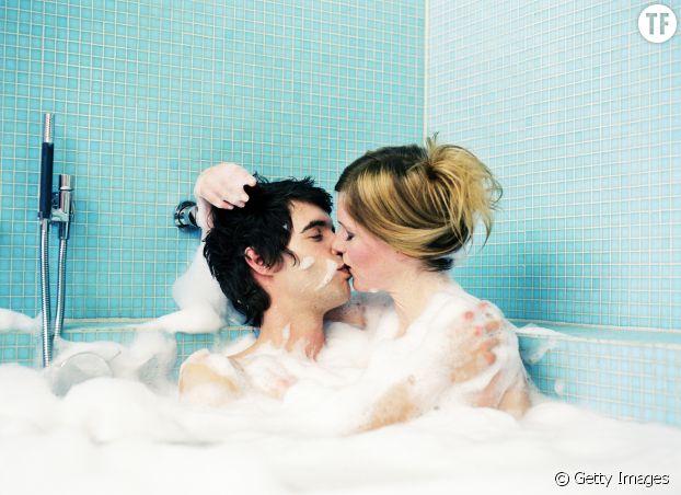 Prendre un bain ensemble