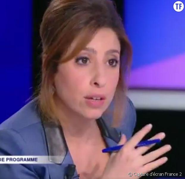 La sortie de François Fillon sur le congé maternité de Léa Salamé ne passe pas