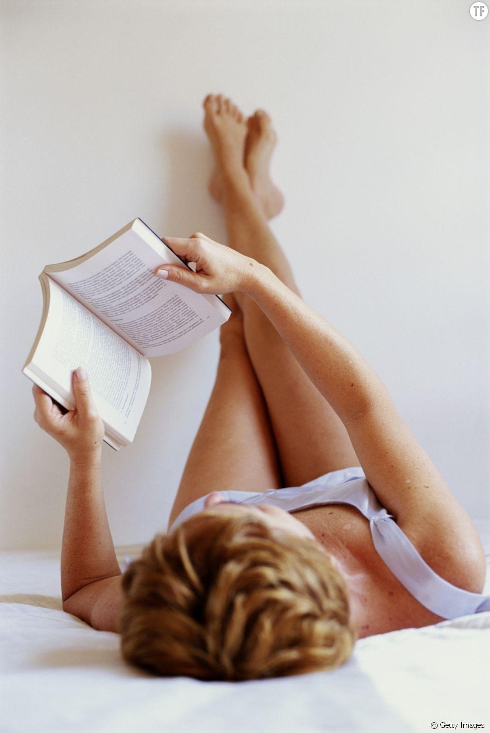 Voici quels livres lire pour être plus désirable