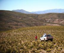 Trophée Roses des Andes 2017 JT n°3 :  la boucle Abra Pampa