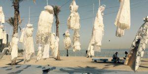 """Une installation macabre pour protester contre la """"loi du viol"""" au Liban"""