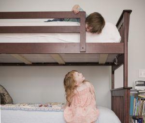 4 astuces déco pour des enfants qui partagent une chambre